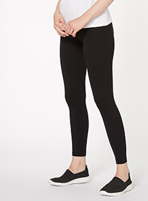 Black Perfect Colour Leggings 2 Pack