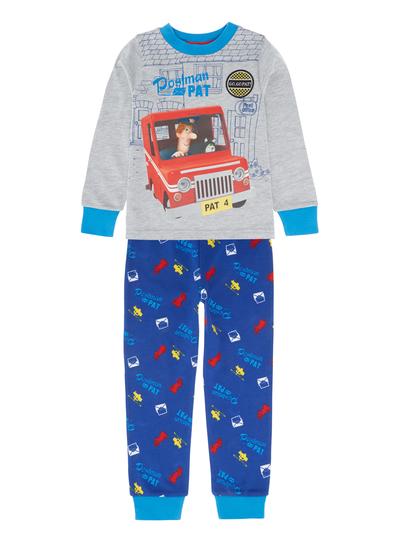 8b5af135b Kids Boys Blue Postman Pat Pyjamas (9 months-5 years)