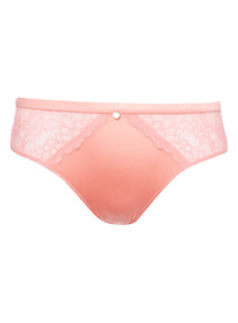 Gok Lace Brazilian Briefs