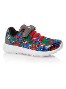 Boys Disney Marvel Trainers
