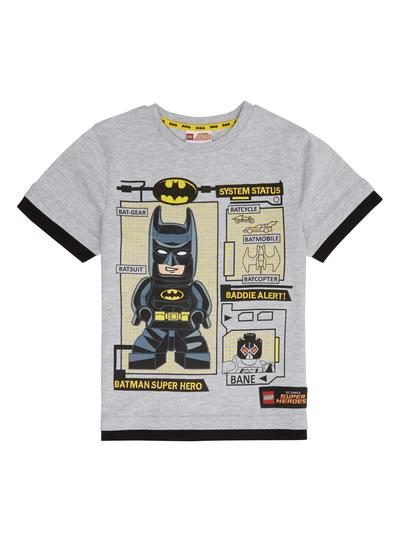 937d4960b6df All Boy s Clothing Boys Black Lego Batman T-Shirt (3-12 years)   Tu clothing