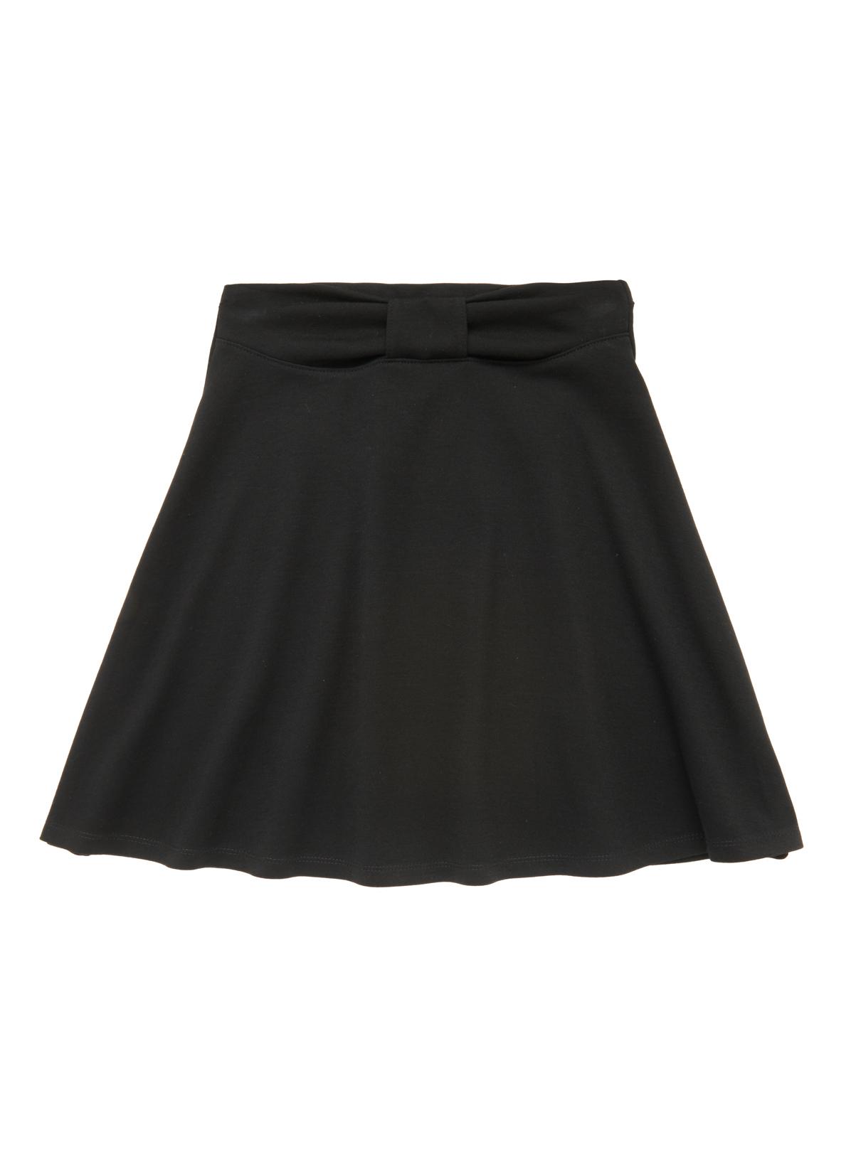 Kids Girls Black Skater Skirt (10-16 years) | Tu clothing