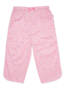 Mix and Match Pink Ice Cream PJ Trousers (3 - 14 years)