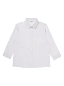 Girls Teen White Fashion Shirt (10-16 years)