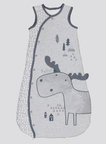 Grey Moose Sleep Bag (0-24 months)