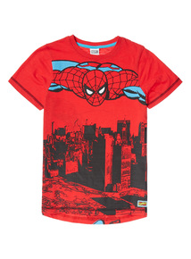 Red Spiderman Top (3-12 years)