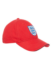Official England Red Cap