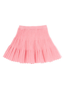 Pink Knitted Skirt (9 months-6 years)
