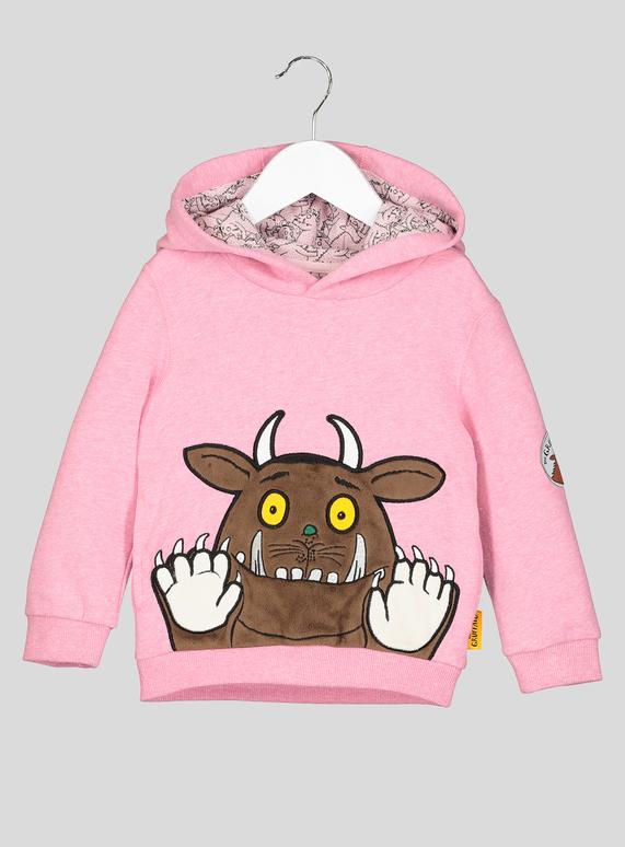 e0801c325f39 Kids Pink Gruffalo Hoody (9 months-6 years)