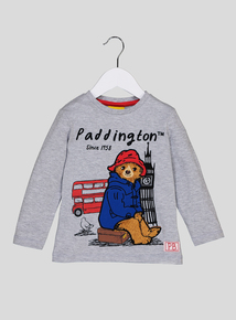 Paddington Bear Multicoloured Top (1.5 -7 years)