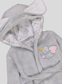 Disney Dumbo Hooded Dressing Gown (0-12 Months)