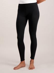 Black Heat Active Thermal Leggings