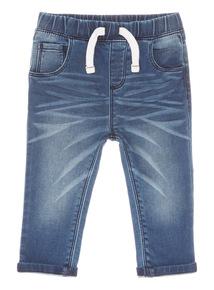 Denim Loopback Jeans (1-24 months)