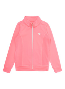 Girls Pink Dance Jacket (5 - 14 years)