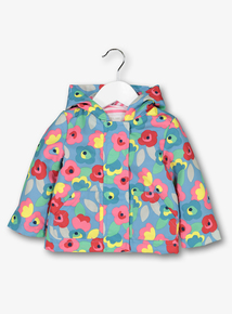 Multicoloured Floral Jacket (0-24 Months)