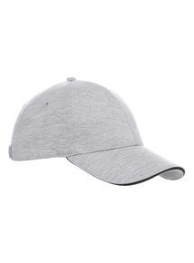 Grey Marl Cap