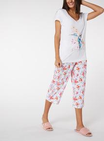 Floral Bird Pyjamas