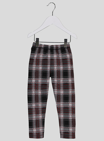 Multicoloured Tartan Leggings (9 Months - 6 Years)
