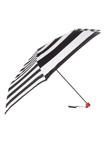 Black Stripe Cigar Umbrella