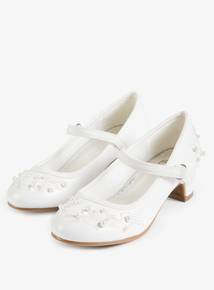 50b3f4cc663 Online Exclusive White Pearl Occasion Shoe (10 Infant - 4)