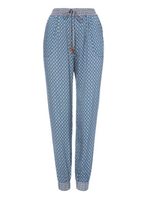 Moroccan Drapey Trousers
