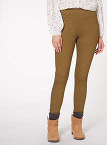 Coloured Jegging