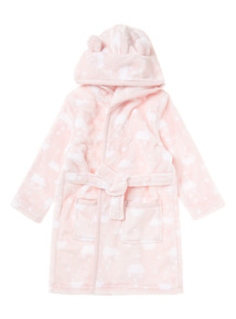 Pink Dressing Gown (0-24 months)