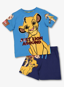 4383bb8301676 Disney The Lion King Pyjama Set (1.5- 9 Years)