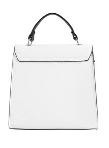 Touch Of Punk Monochrome Shoulder Bag