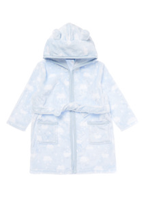 Blue Dressing Gown (0-24 months)