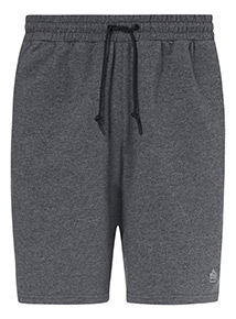 Admiral Grey Sweat Shorts