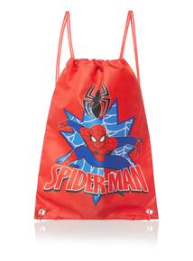 Kids Multicoloured Spiderman Swim Bag