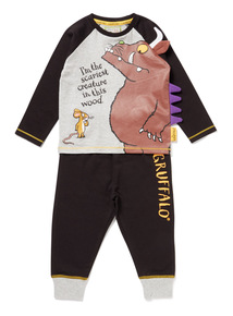 Grey The Gruffalo Pyjamas (9 months - 6 years)