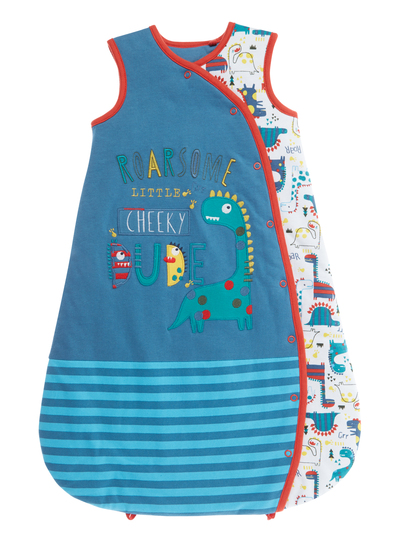 37a98cab6 Baby Boys Multicoloured Dino Sleeping Bag (0-24 months)