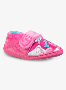 a9f8b6e2d39 Trolls Online Exclusive Pink Slippers (6 Infant -12)
