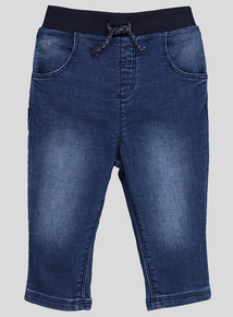 Blue Denim Jeans (0-24 months)