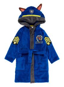 Kids Blue Paw Patrol Robe (9 months - 5 years)