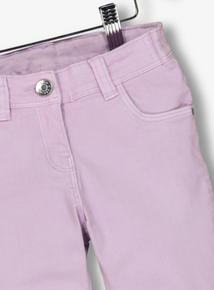 Lilac Skinny Jean (3-14 years)