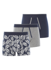 Tropical 3 Pack Trunks