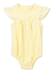 Yellow Jersey Body (0-24 months)