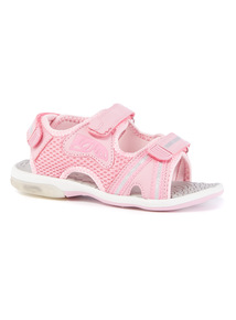 Velcro Fastening Light Up Sandals