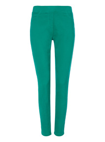 Green Jeggings