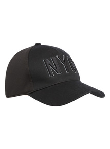 Black NYC Cap (3-16 years)