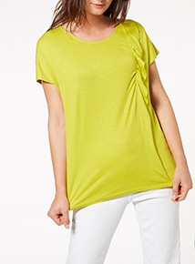 Lime Frill Top
