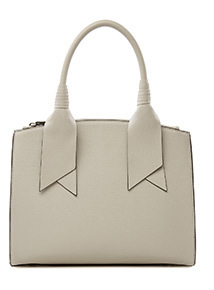 Handle Detail Handbag