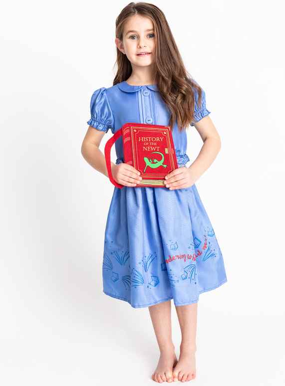 676e5abe41306 Fancy Dress Matilda Blue Dress Costume (3-10 years) | Tu clothing