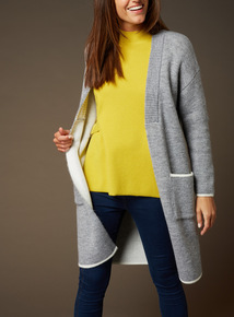 Premium Double Faced Cardigan