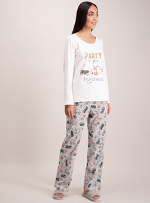 Disney Winnie The Pooh Multicoloured Pyjamas