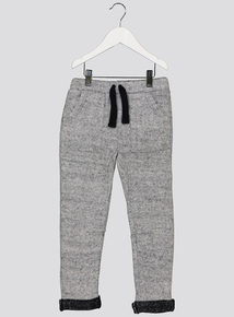 Grey Fleece Joggers (9 Months - 6 Years)