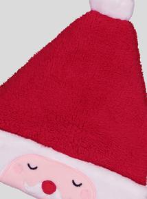Christmas Red Santa Hat (Newborn - 2 years)